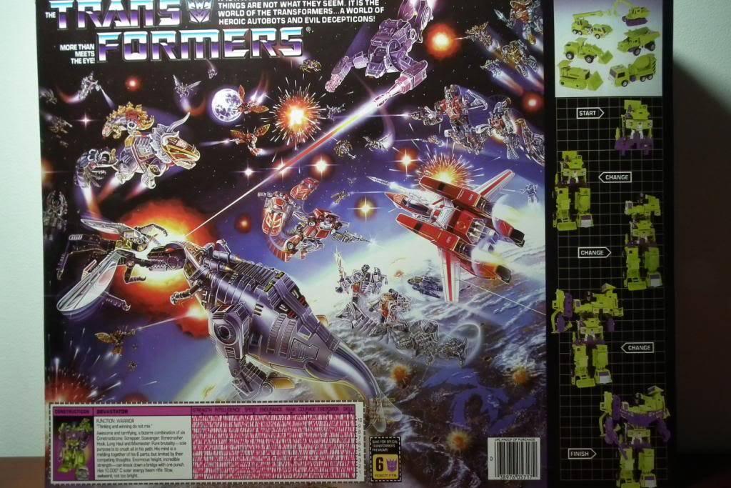 Collection de Braveheart: Venez voir mon musé personnel de Transformers - Page 4 DSCF2279
