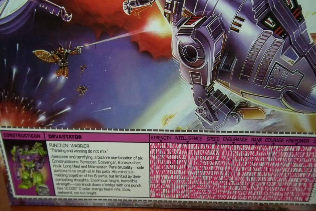 Collection de Braveheart: Venez voir mon musé personnel de Transformers - Page 4 DSCF2280