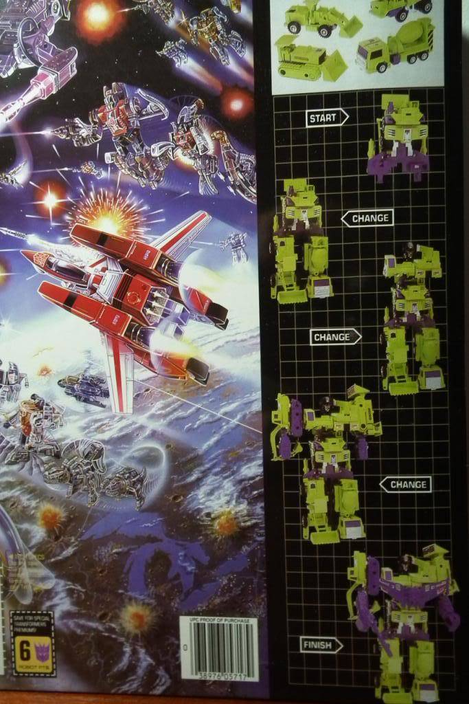Collection de Braveheart: Venez voir mon musé personnel de Transformers - Page 4 DSCF2281