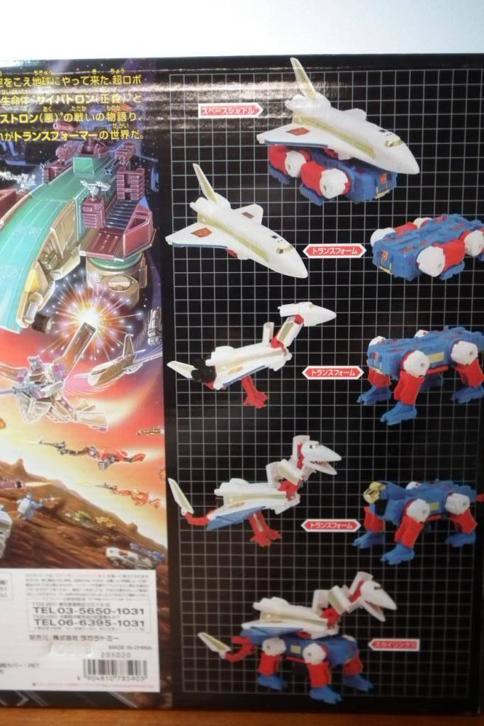 Collection de Braveheart: Venez voir mon musé personnel de Transformers - Page 4 DSCF2407
