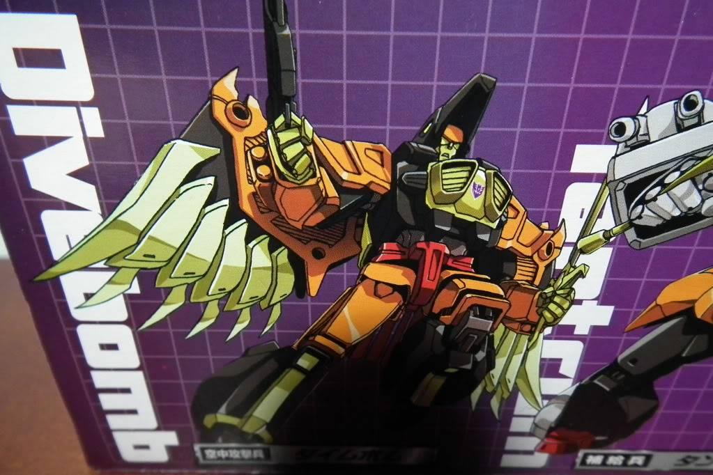 Collection de Braveheart: Venez voir mon musé personnel de Transformers - Page 6 DSCF3962