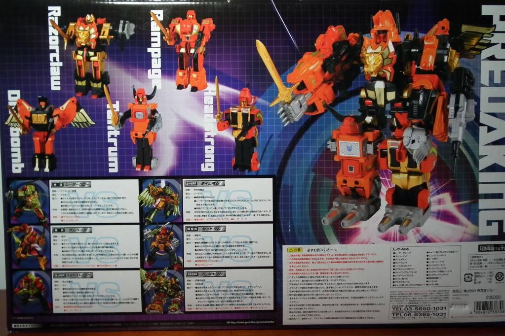 Collection de Braveheart: Venez voir mon musé personnel de Transformers - Page 6 DSCF3969