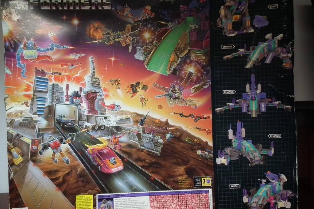 Collection de Braveheart: Venez voir mon musé personnel de Transformers - Page 6 DSCF3073