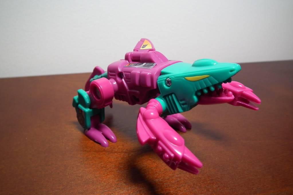 Collection de Braveheart: Venez voir mon musé personnel de Transformers - Page 6 DSCF3292