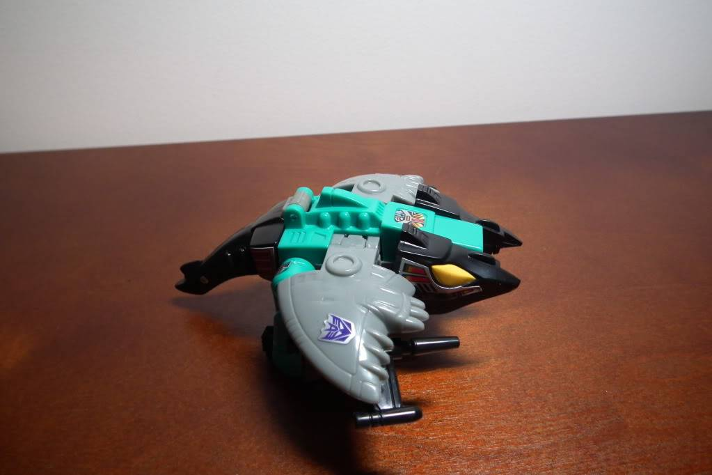 Collection de Braveheart: Venez voir mon musé personnel de Transformers - Page 6 DSCF3314
