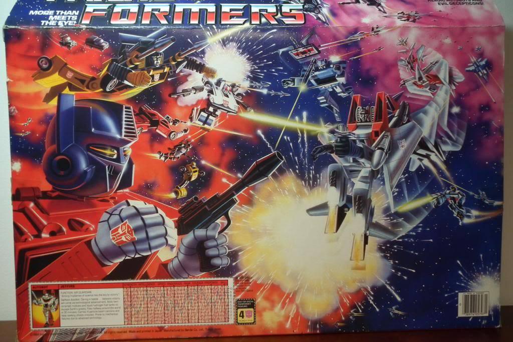 Collection de Braveheart: Venez voir mon musé personnel de Transformers - Page 2 DSCF2357