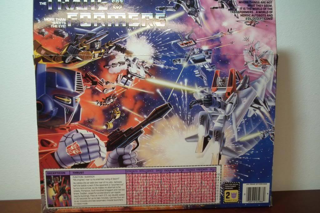 Collection de Braveheart: Venez voir mon musé personnel de Transformers - Page 2 DSCF2366