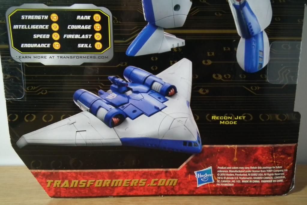 Collection de Braveheart: Venez voir mon musé personnel de Transformers - Page 7 DSCF4896