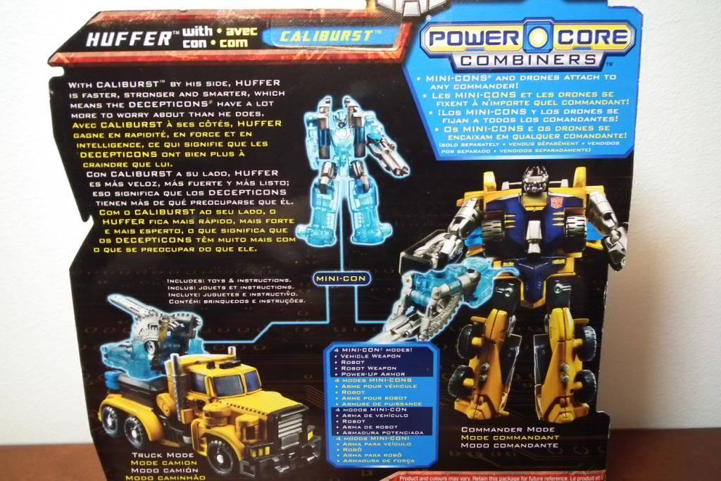 Collection de Braveheart: Venez voir mon musé personnel de Transformers - Page 5 DSCF2383