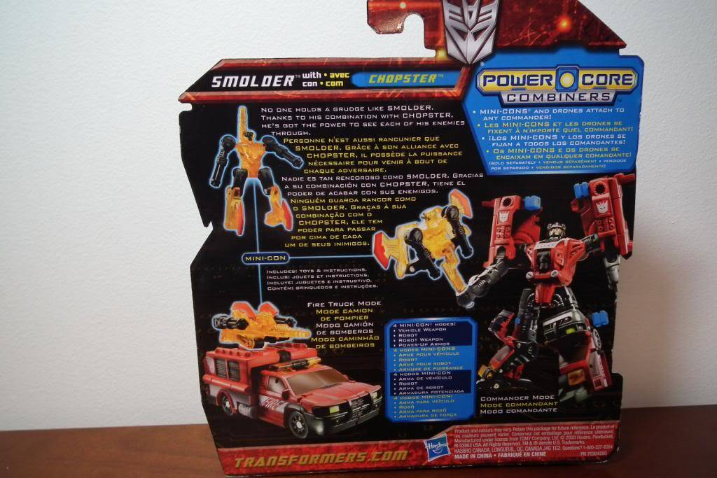 Collection de Braveheart: Venez voir mon musé personnel de Transformers - Page 5 DSCF2385