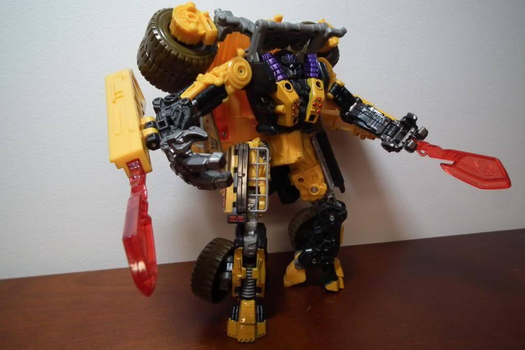Collection de Braveheart: Venez voir mon musé personnel de Transformers - Page 5 DSCF2453