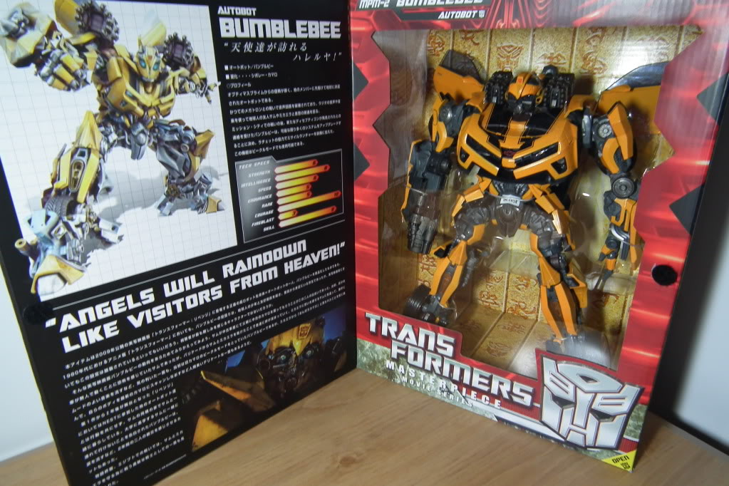 Collection de Braveheart: Venez voir mon musé personnel de Transformers - Page 7 DSCF4947