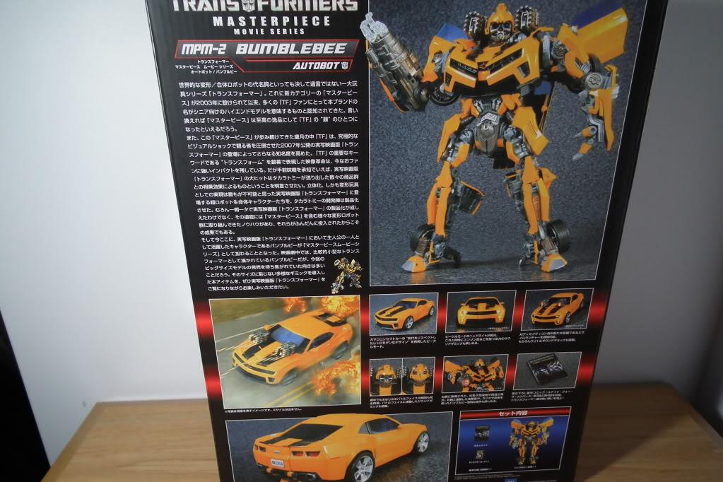 Collection de Braveheart: Venez voir mon musé personnel de Transformers - Page 7 DSCF4953