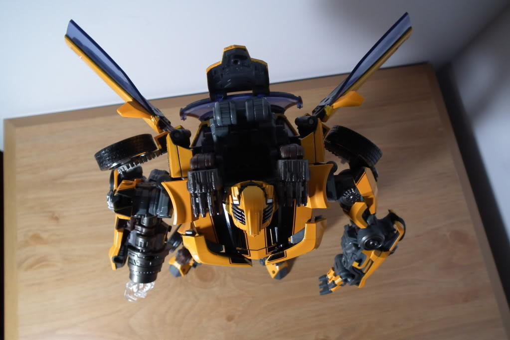 Collection de Braveheart: Venez voir mon musé personnel de Transformers - Page 7 DSCF5105