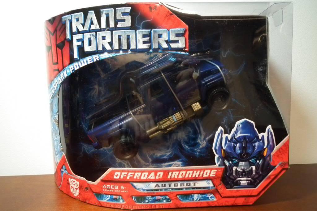 Collection de Braveheart: Venez voir mon musé personnel de Transformers - Page 4 DSCF2392