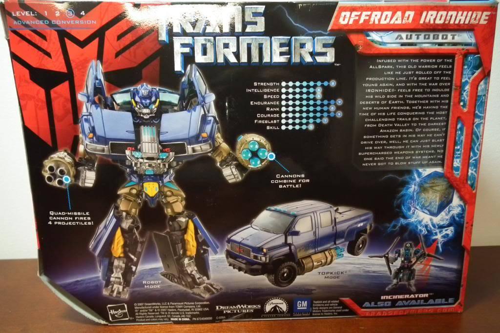 Collection de Braveheart: Venez voir mon musé personnel de Transformers - Page 4 DSCF2393