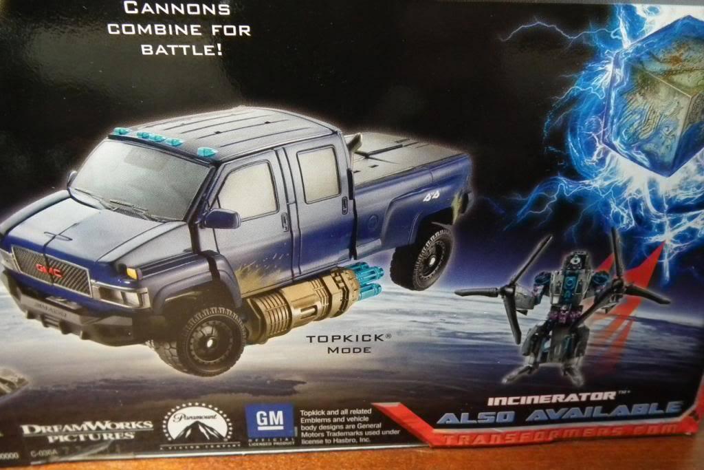 Collection de Braveheart: Venez voir mon musé personnel de Transformers - Page 4 DSCF2395