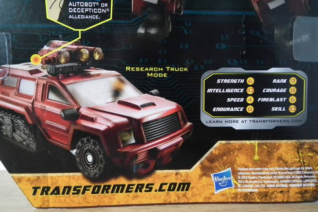 Collection de Braveheart: Venez voir mon musé personnel de Transformers - Page 7 DSCF4907