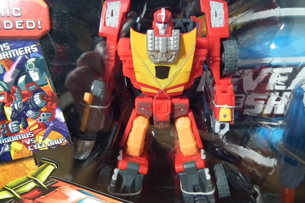 Collection de Braveheart: Venez voir mon musé personnel de Transformers - Page 7 DSCF4928