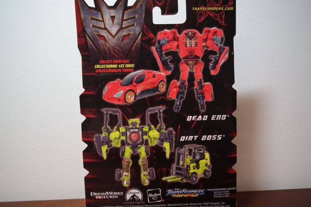 Collection de Braveheart: Venez voir mon musé personnel de Transformers - Page 5 DSCF2233