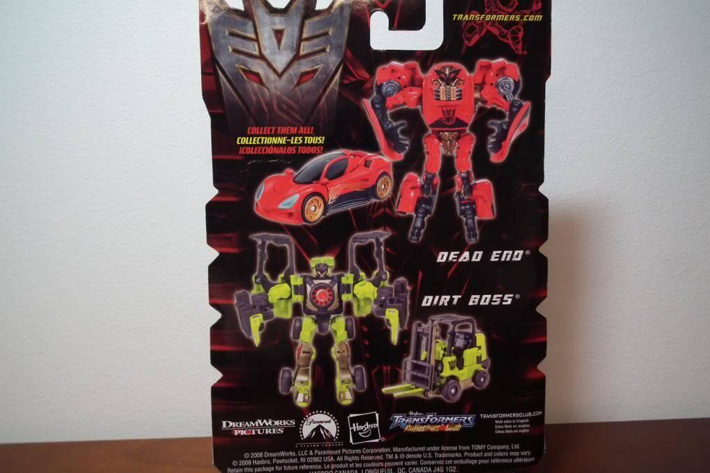 Collection de Braveheart: Venez voir mon musé personnel de Transformers - Page 5 DSCF2235