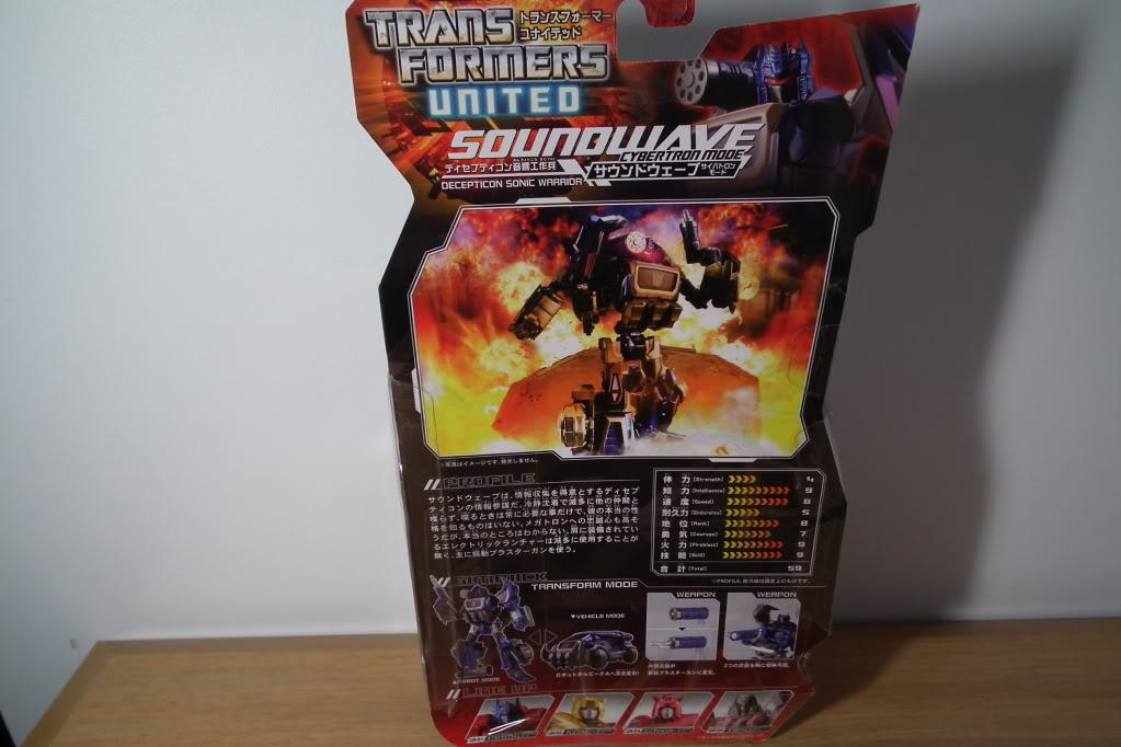 Collection de Braveheart: Venez voir mon musé personnel de Transformers - Page 7 DSCF4916