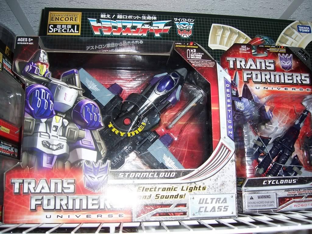 Collection de Braveheart: Venez voir mon musé personnel de Transformers - Page 3 100_4047