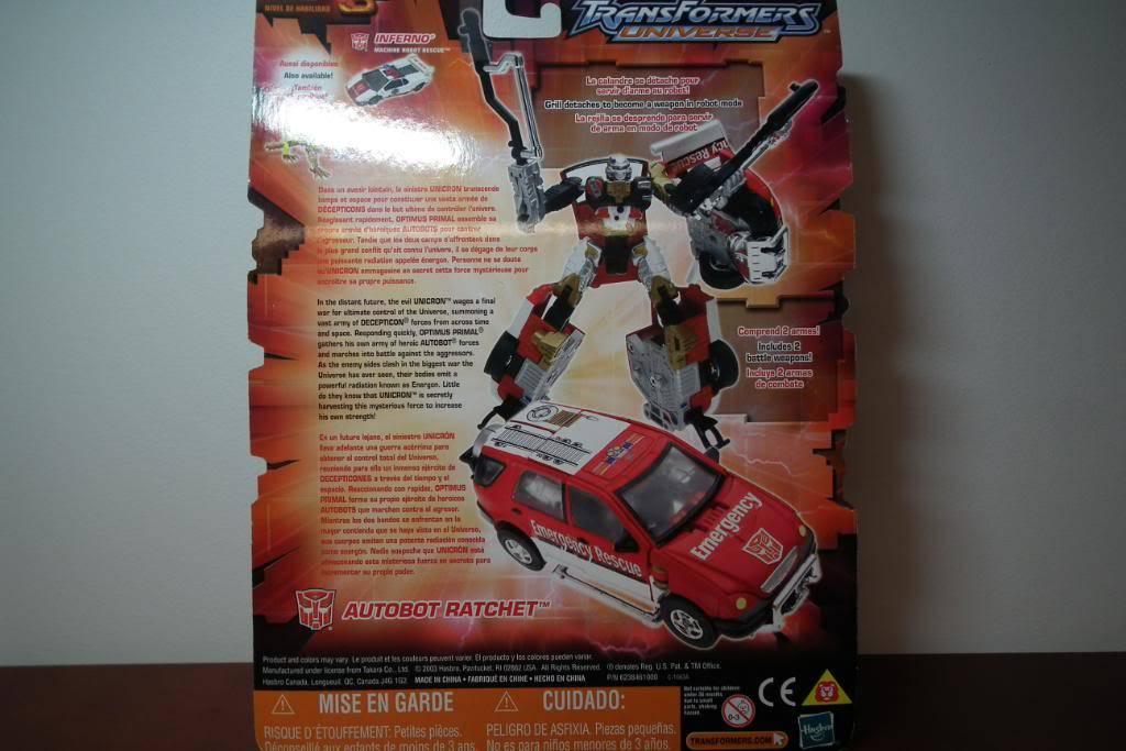 Collection de Braveheart: Venez voir mon musé personnel de Transformers - Page 5 DSCF1388