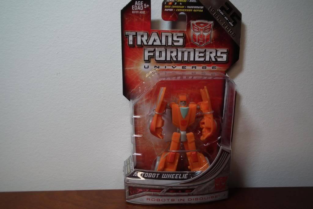 Collection de Braveheart: Venez voir mon musé personnel de Transformers - Page 5 DSCF1725