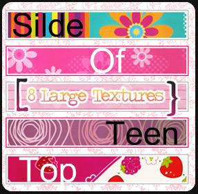 Sidle of Teen Top Scrapbook21