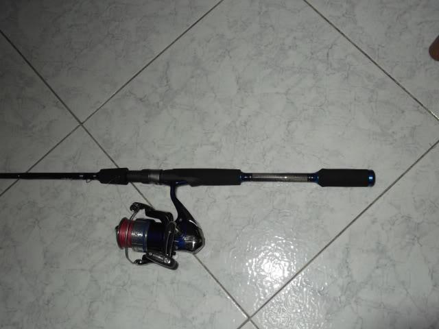 sj783 mhx--axsel's custom rod  01 -- anche per me la prima creazione DSCF1463