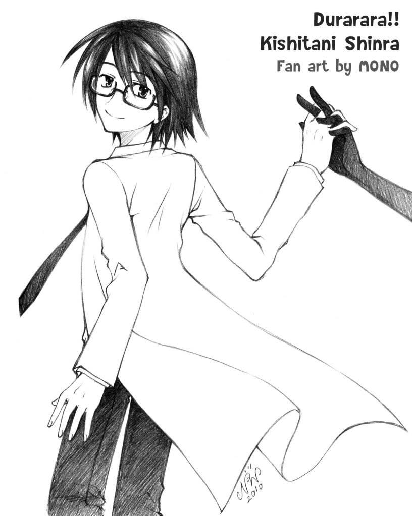 [คลัง] MONO's Gallery อัพ ปกโด K-ON!!(11/12/10) DRRR01