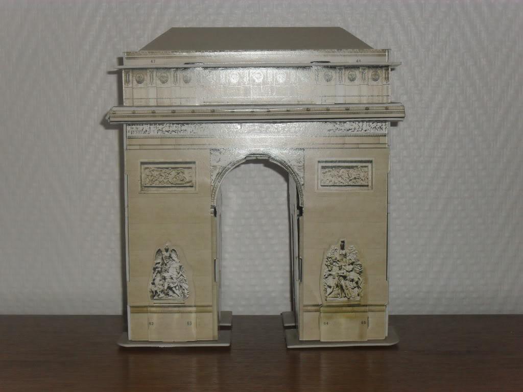Arc De Triomphe 008