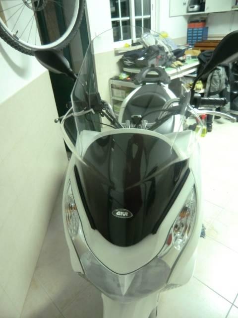 Vendo vidro alto Givi D322ST (transparente) !!!!VENDIDO!!!! CIMG2344_zps16f1f94b
