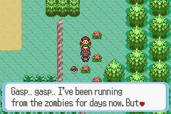 Zombies? In my Hoenn?! Pokemon Snakewood LP PokemonRuby_39