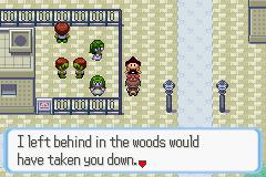 Zombies? In my Hoenn?! Pokemon Snakewood LP PokemonRuby_94