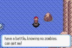 Zombies? In my Hoenn?! Pokemon Snakewood LP PokemonRuby_16