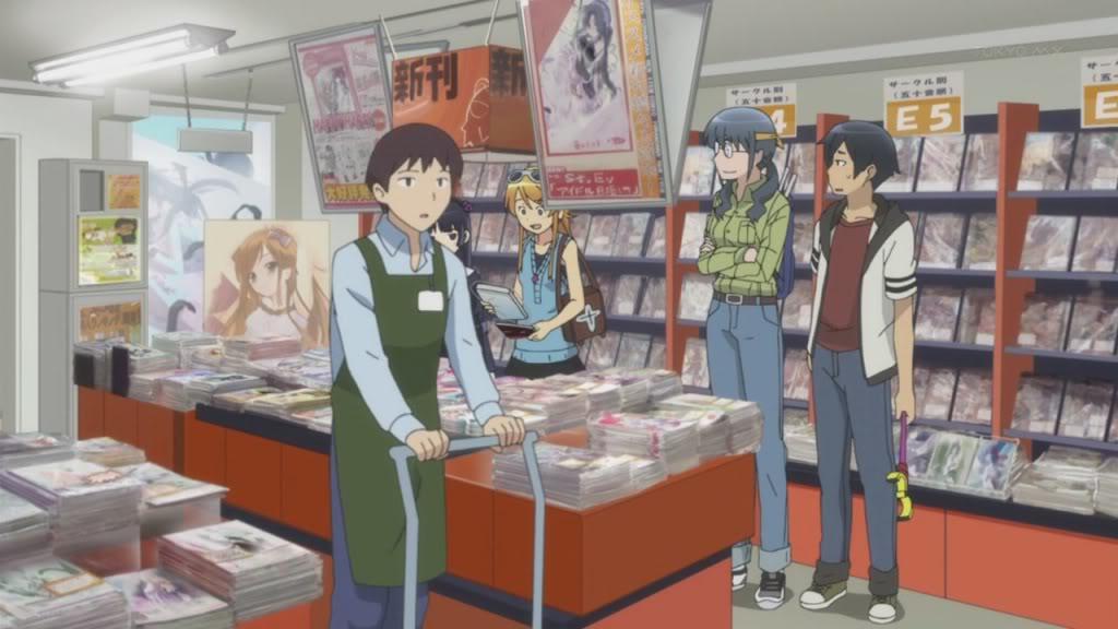 Ore no Imōto - Oreimo Eien-AnimeOrenoImoutogaKonnaniKawaiiWakegaNai-02720p02960915-10-06