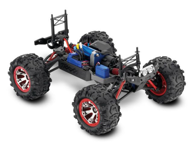 [NEWS] Le mini summit 1/16 arrive.... Summit VXL - Page 2 7207_chassis_3qtr