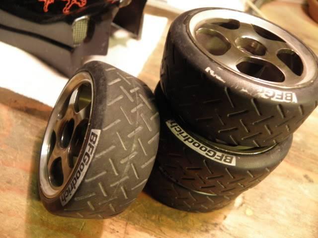Collection de pneus RC - EncoreUneMod! BFGoodrichRIMAlu