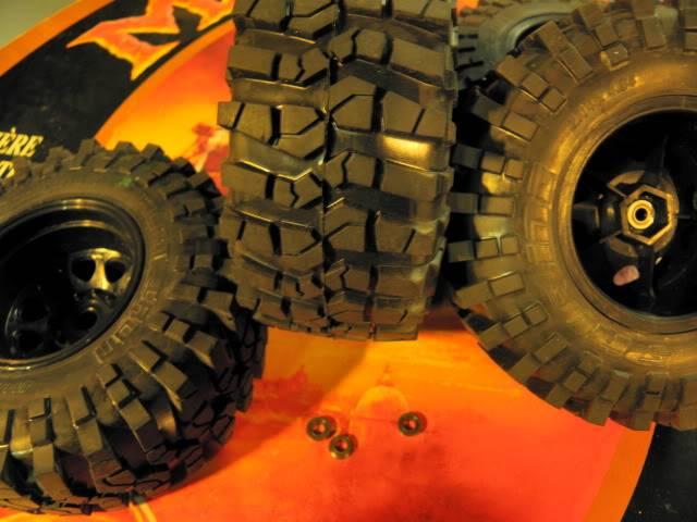 Collection de pneus RC - EncoreUneMod! P4041016