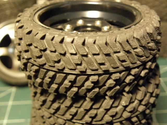 Collection de pneus RC - EncoreUneMod! P5060734