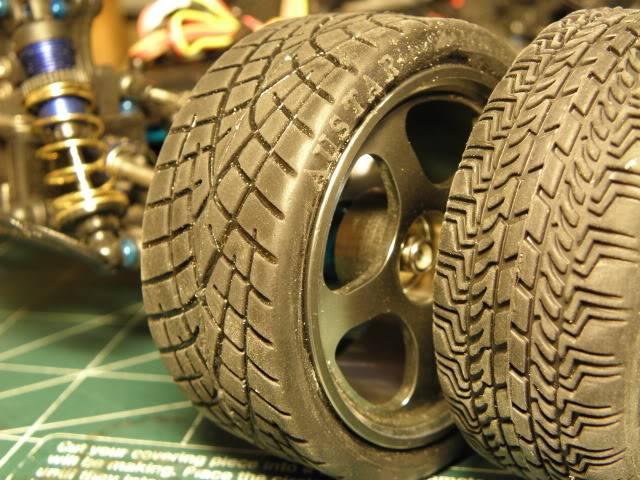Collection de pneus RC - EncoreUneMod! P5070733