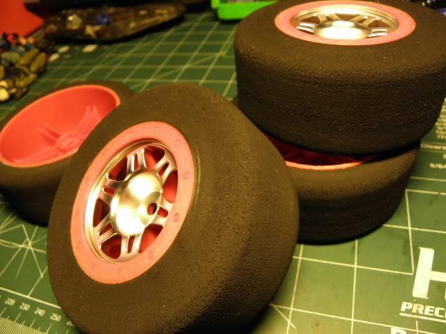 Collection de pneus RC - EncoreUneMod! P9011296