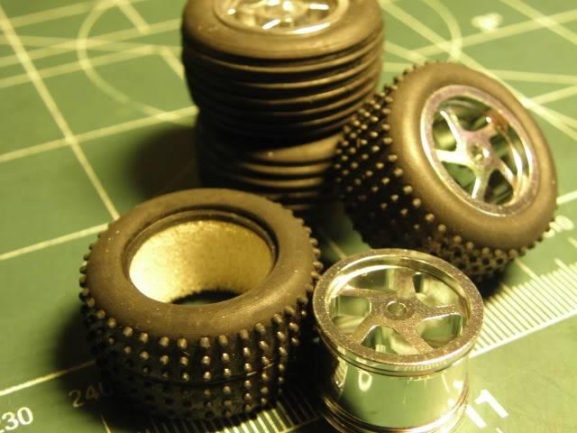 Collection de pneus RC - EncoreUneMod! P9272337