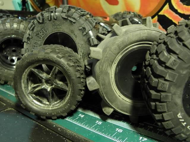 Collection de pneus RC - EncoreUneMod! PB112500