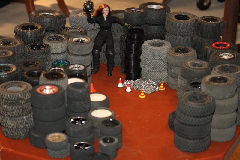 Collection de pneus RC - EncoreUneMod! RC149049