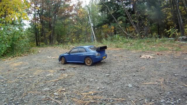 RC Rally - DF03-RA Subaru1