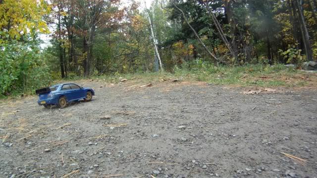 RC Rally - DF03-RA Subaru2