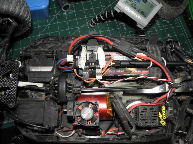 [Old New]Quanum 2.4Ghz Telemetry System Volt/Amp/Temp/mAh V2 - Page 3 TelemetrieExo
